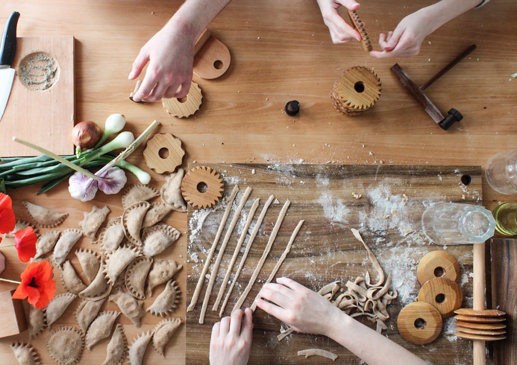 Celebrating at the Table by Magda Majnusz - Sprout Magazine